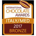International Chocolate Awards - Bronze Medal