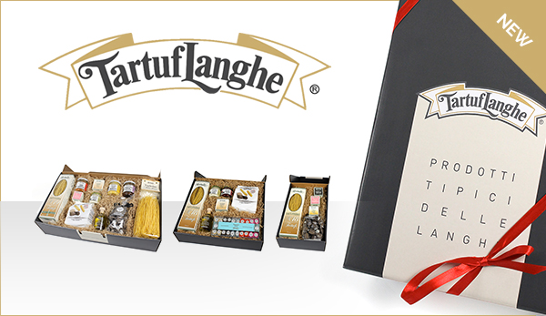 Confezioni natalizie Tartuflanghe / Christmas gift boxes