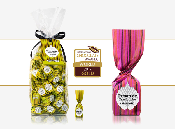 Altre due medaglie d'oro agli International Chocolate Awards / Two more gold medals at the International Chocolate Awards