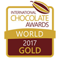 International Chocolate Awards - Gold Medal