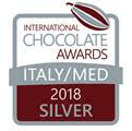 International Chocolate Awards - Silver Medal